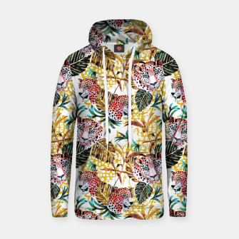Wild animal jungle Sudadera con capucha thumbnail image