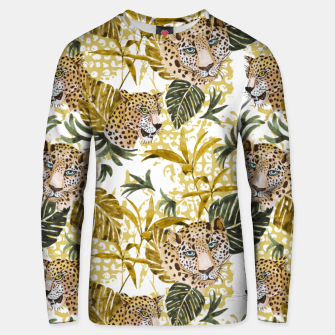 Wild animal jungle 02 Sudadera unisex thumbnail image