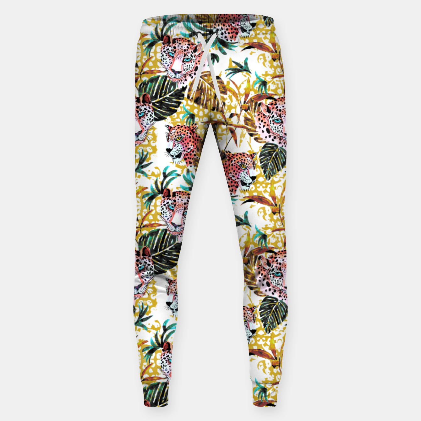 Image of Wild animal jungle Pantalones de chándal  - Live Heroes