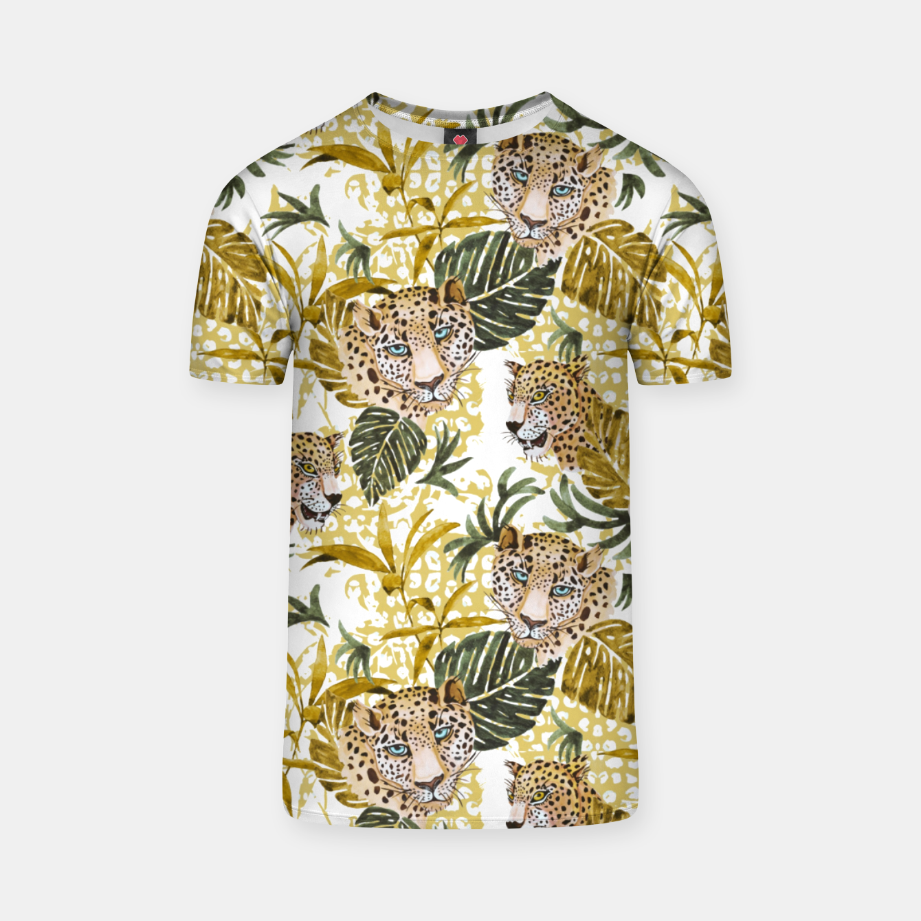 Image of Wild animal jungle 02 Camiseta - Live Heroes