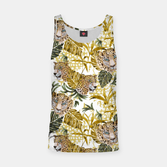 Wild animal jungle 02 Camiseta de tirantes thumbnail image