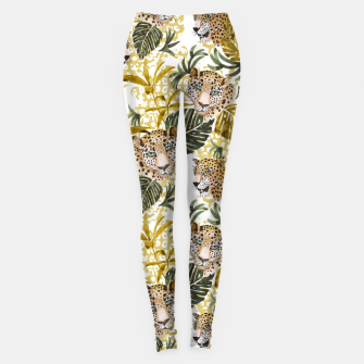 Wild animal jungle 02 Leggings thumbnail image