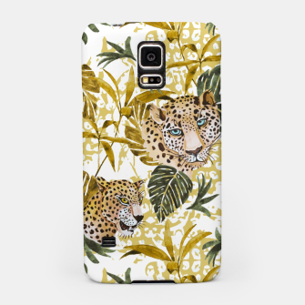Miniatur Wild animal jungle 02 Carcasa por Samsung, Live Heroes