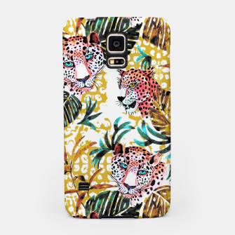 Wild animal jungle Carcasa por Samsung miniature