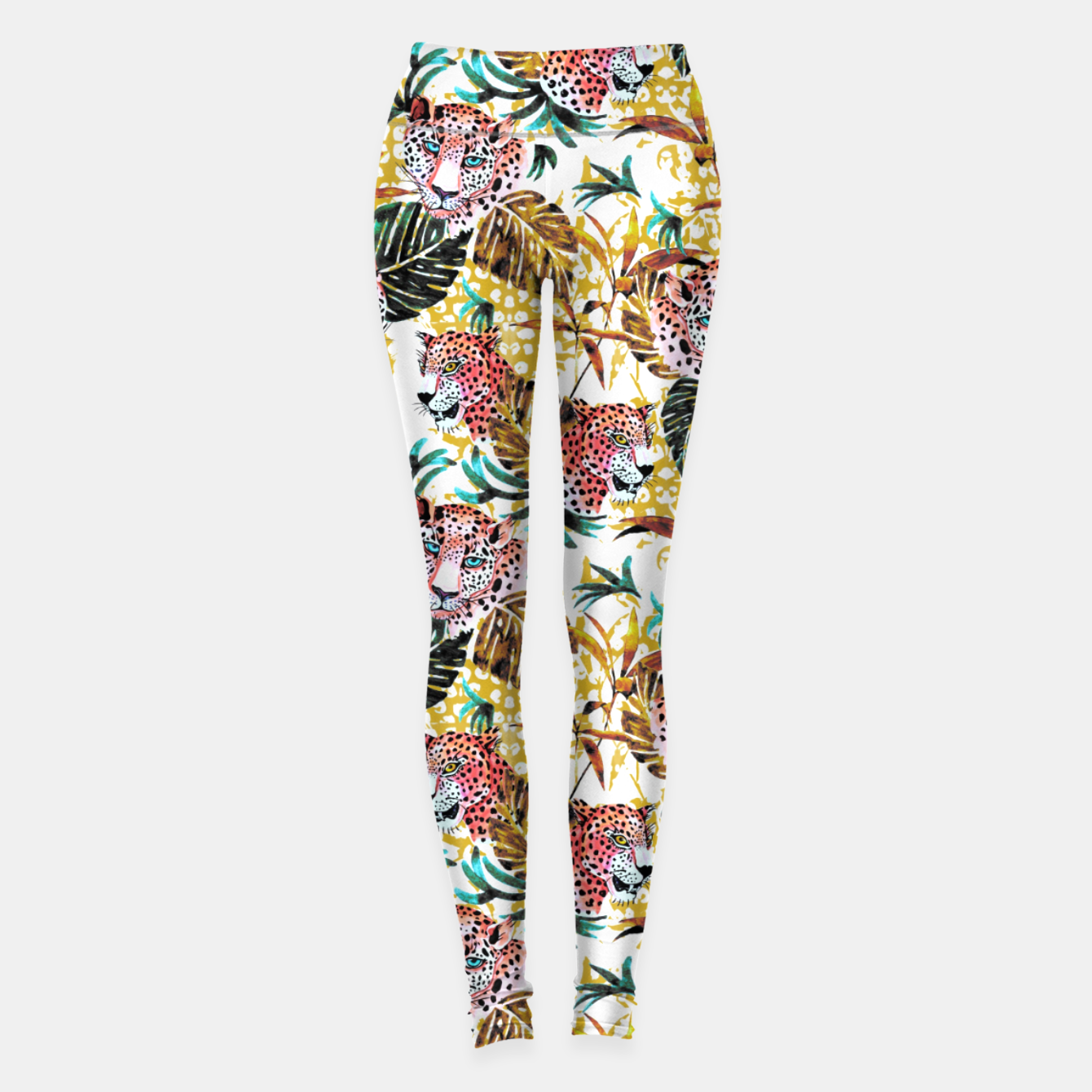Image de Wild animal jungle Leggings - Live Heroes