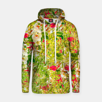 Thumbnail image of Nature Flowers Hoodie, Live Heroes