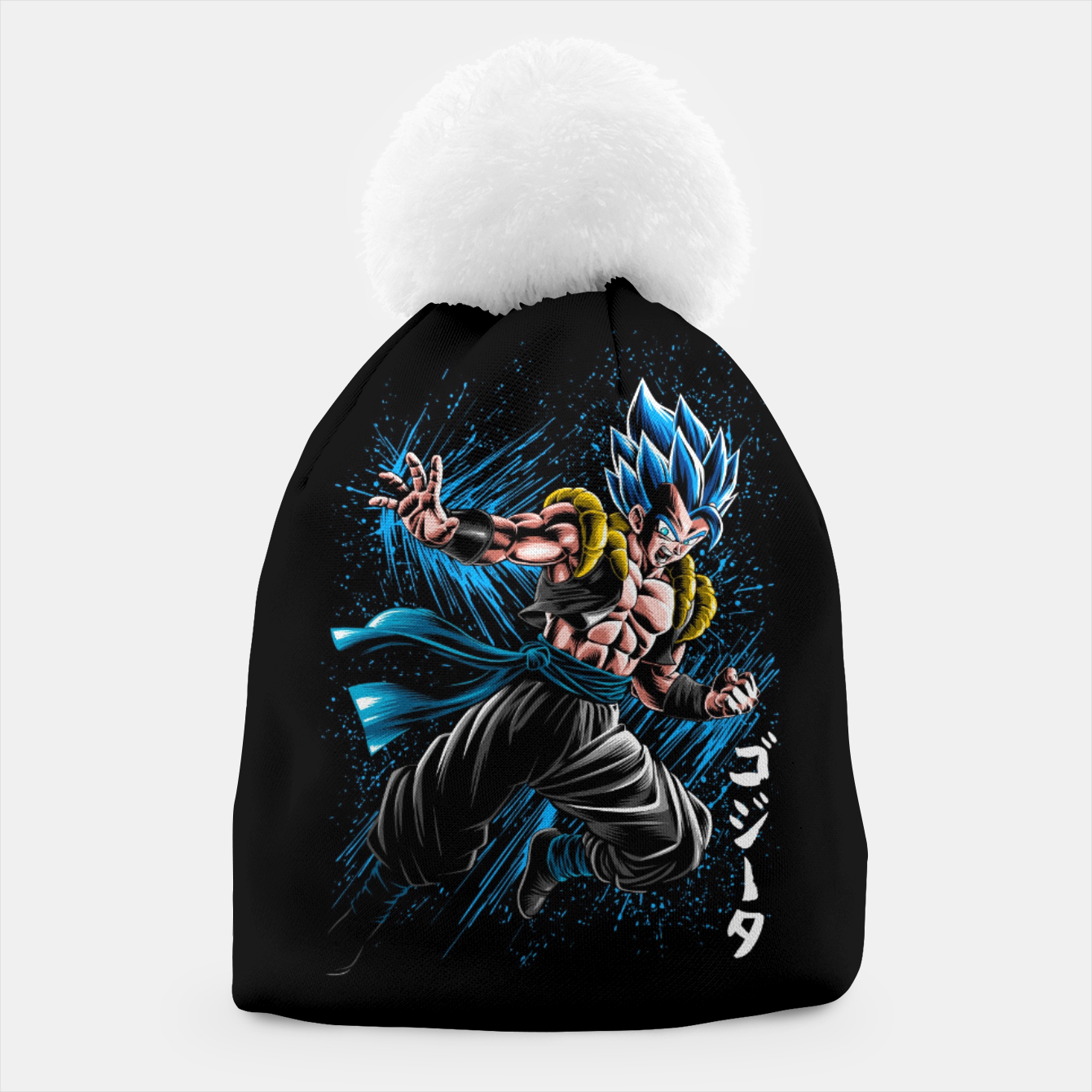 Foto fusion Ink attack Gorro - Live Heroes
