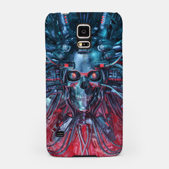 Heavy Metal Mind Skull Samsung Case thumbnail image