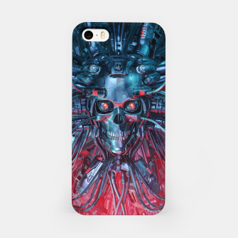 Heavy Metal Mind Skull iPhone Case thumbnail image