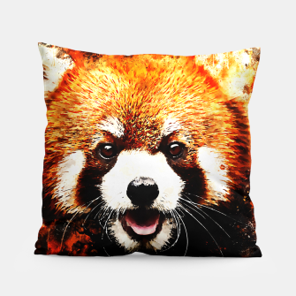 red panda portrait ws std Pillow thumbnail image