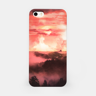Sunset Down iPhone Case thumbnail image