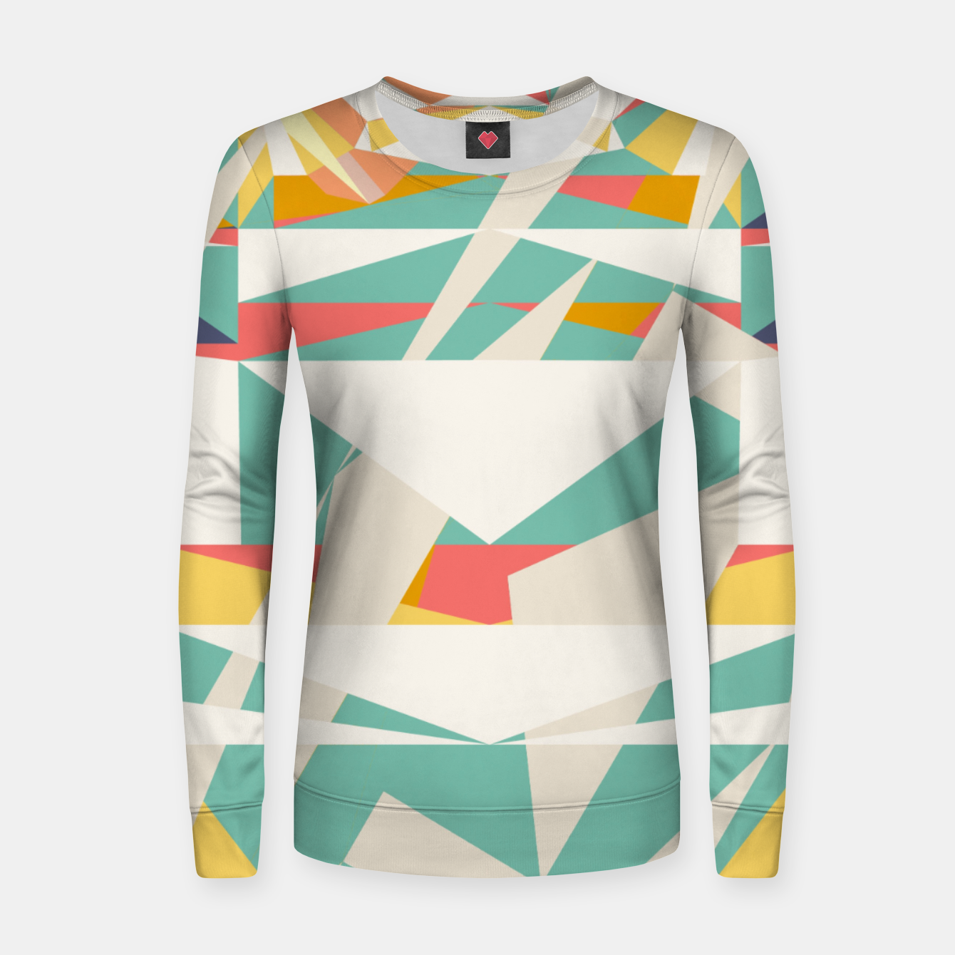 Image of Rad racer Women sweater - Live Heroes