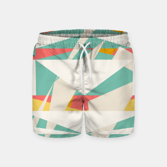 Thumbnail image of Rad racer Swim Shorts, Live Heroes