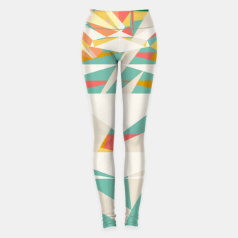 Thumbnail image of Rad racer Leggings, Live Heroes