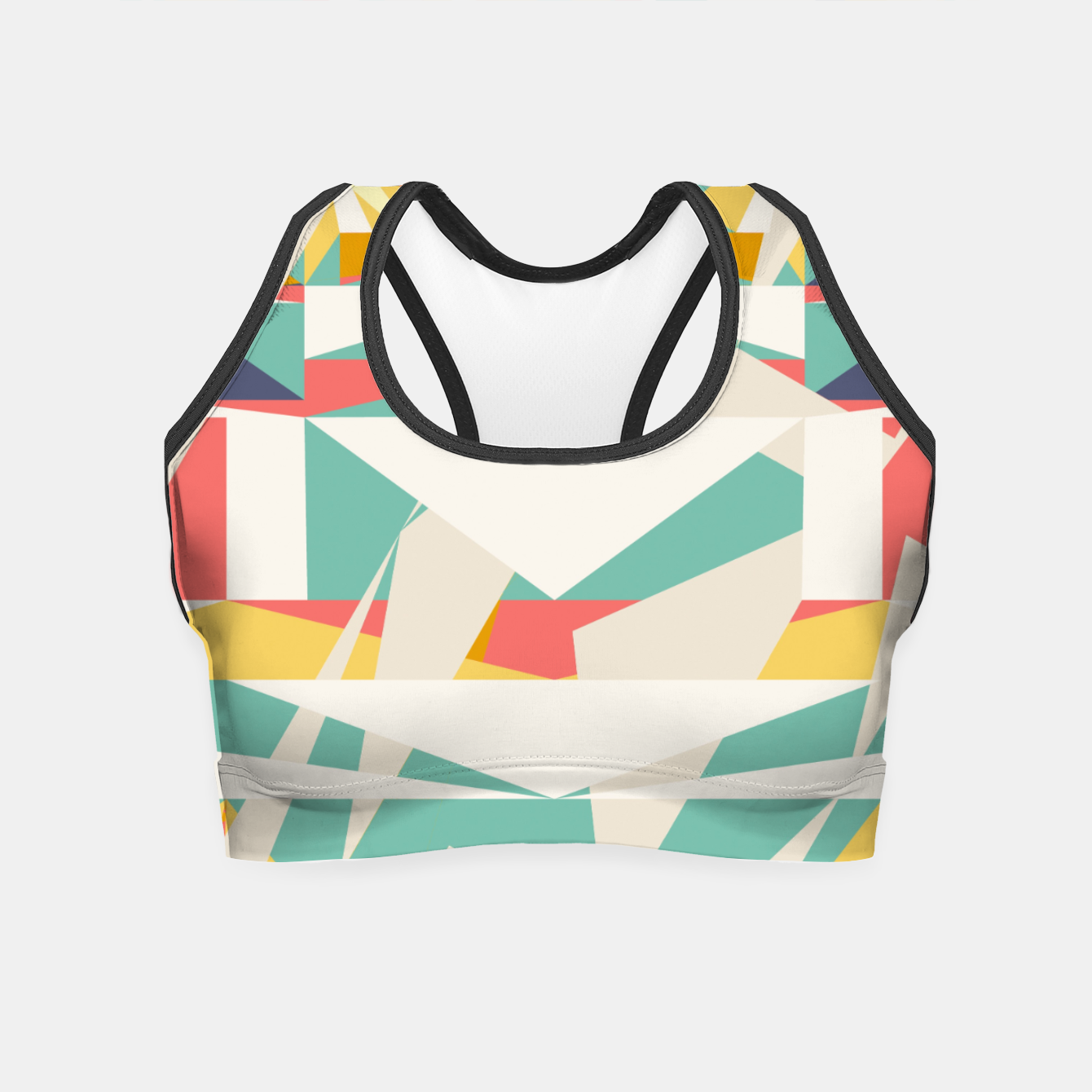 Image of Rad racer Crop Top - Live Heroes