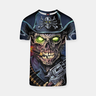 Zombie Police T-shirt thumbnail image