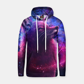 Thumbnail image of The Creation of Cosmos Hoodie, Live Heroes
