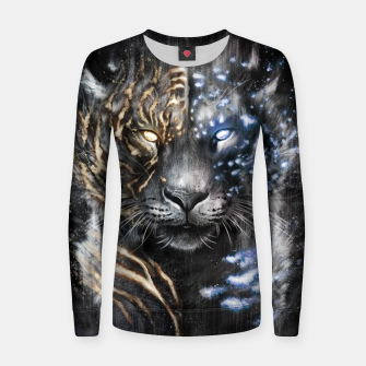 Miniature de image de Clash of Claws Women sweater, Live Heroes
