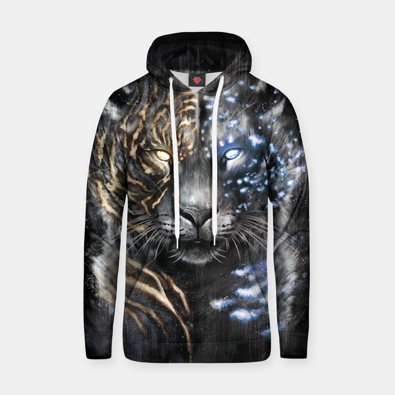 Image of Clash of Claws Hoodie - Live Heroes