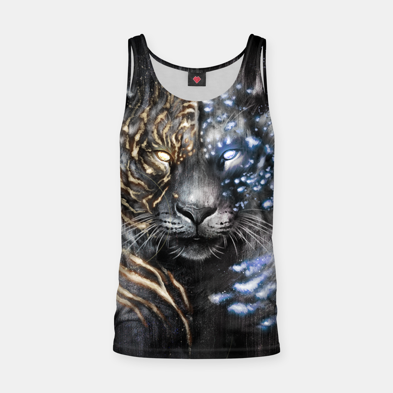 Foto Clash of Claws Tank Top - Live Heroes