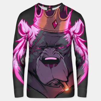 Miniature de image de King Bear Unisex sweater, Live Heroes