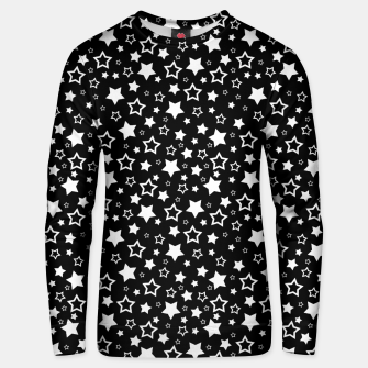 Thumbnail image of Dark Star Pattern Unisex sweatshirt, Live Heroes