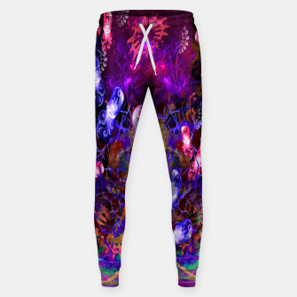 Thumbnail image of Jelly Coral Glow (jellyfish, ocean, water) Sweatpants, Live Heroes