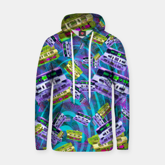 Thumbnail image of 90's Cassettes (music, retro) Hoodie, Live Heroes