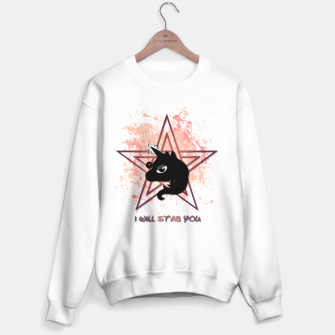 Thumbnail image of Evil Unicorn  Sweater regular, Live Heroes