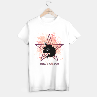 Thumbnail image of Evil Unicorn  T-shirt regular, Live Heroes