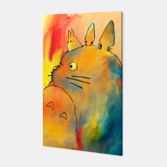 Thumbnail image of totoro Canvas, Live Heroes