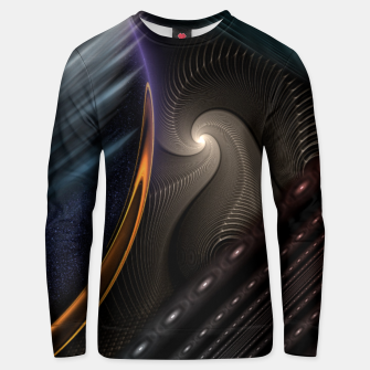 Thumbnail image of Imperial Wrap Unisex sweater, Live Heroes