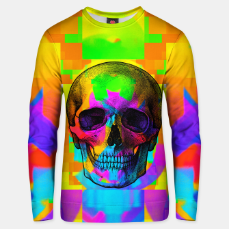 Thumbnail image of Skull Genic Sweater, Live Heroes