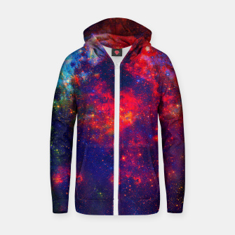 Thumbnail image of Mad Space Hoodie, Live Heroes
