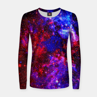 Thumbnail image of Nebula explosion sweater, Live Heroes
