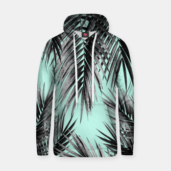 Thumbnail image of Palm Leaf Jungle Vibes #2 #tropical #decor #art Kapuzenpullover, Live Heroes