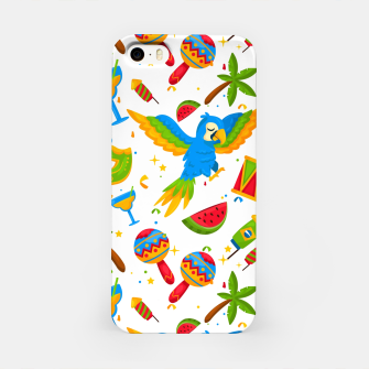 Thumbnail image of Brazilian carnival iPhone Case, Live Heroes