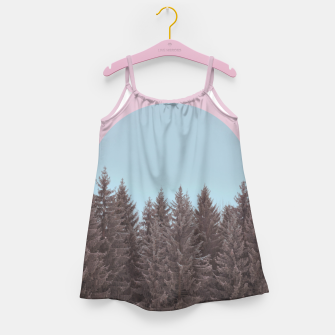 Thumbnail image of Frosty forest Girl's dress, Live Heroes