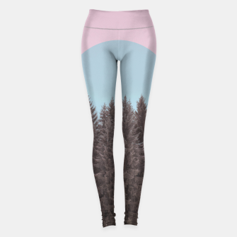 Thumbnail image of Frosty forest Leggings, Live Heroes