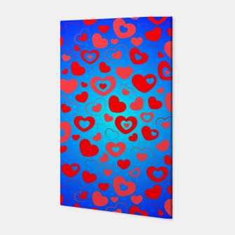 Thumbnail image of Love in Blue Canvas, Live Heroes