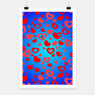 Thumbnail image of Love in Blue Poster, Live Heroes