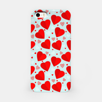 Thumbnail image of Valantine Hearts iPhone Case, Live Heroes