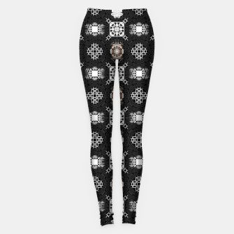 Thumbnail image of EM-C2R Pattern-0213010741 Leggings, Live Heroes