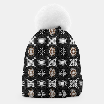 Thumbnail image of EM-C2R Pattern-0213010741 Beanie, Live Heroes