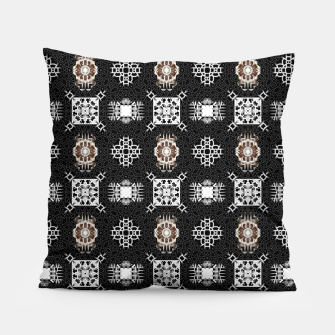 Thumbnail image of EM-C2R Pattern-0213010741 Pillow, Live Heroes