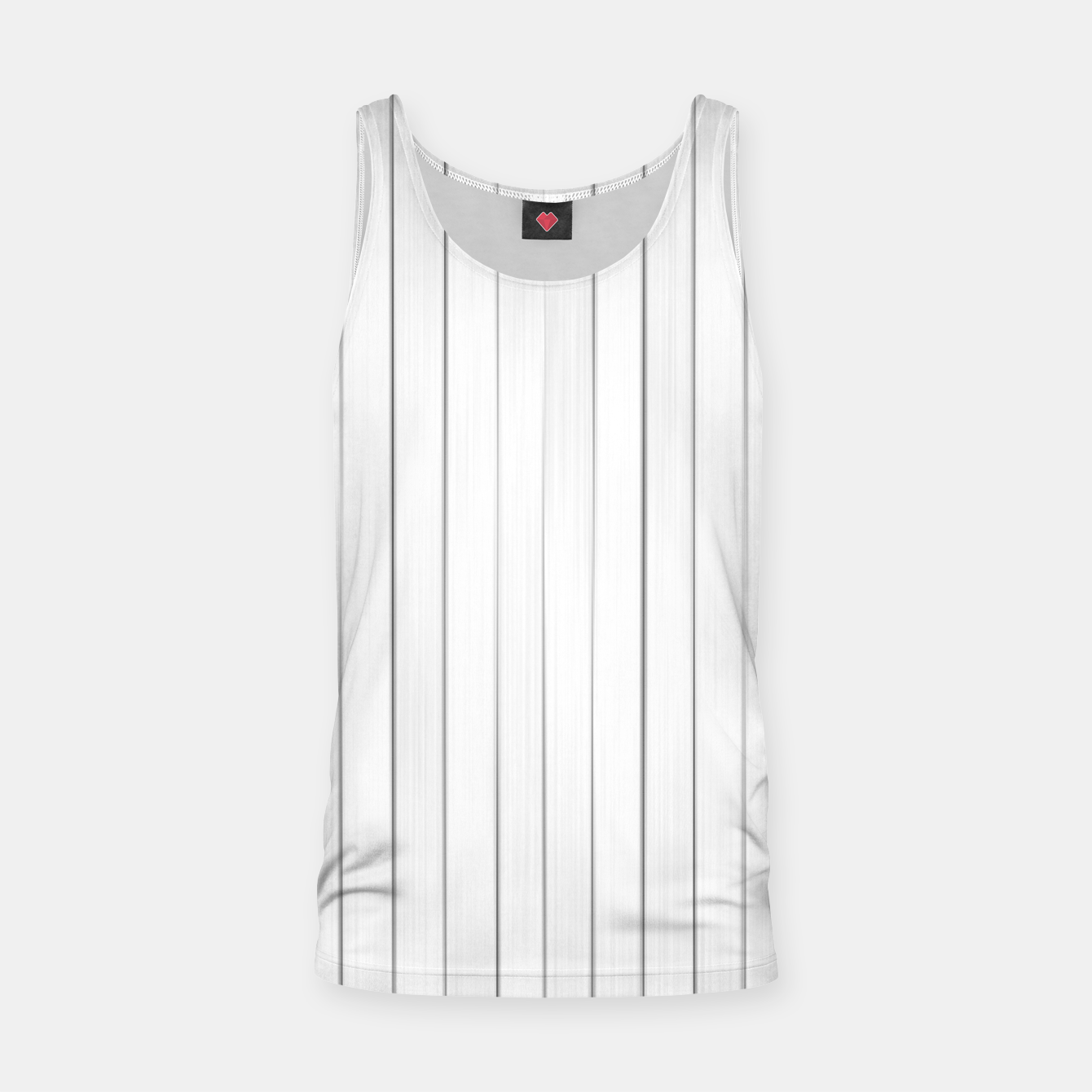 Foto Bright Linear Abstract Print Tank Top - Live Heroes