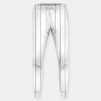 Bright Linear Abstract Print Sweatpants Bild der Miniatur