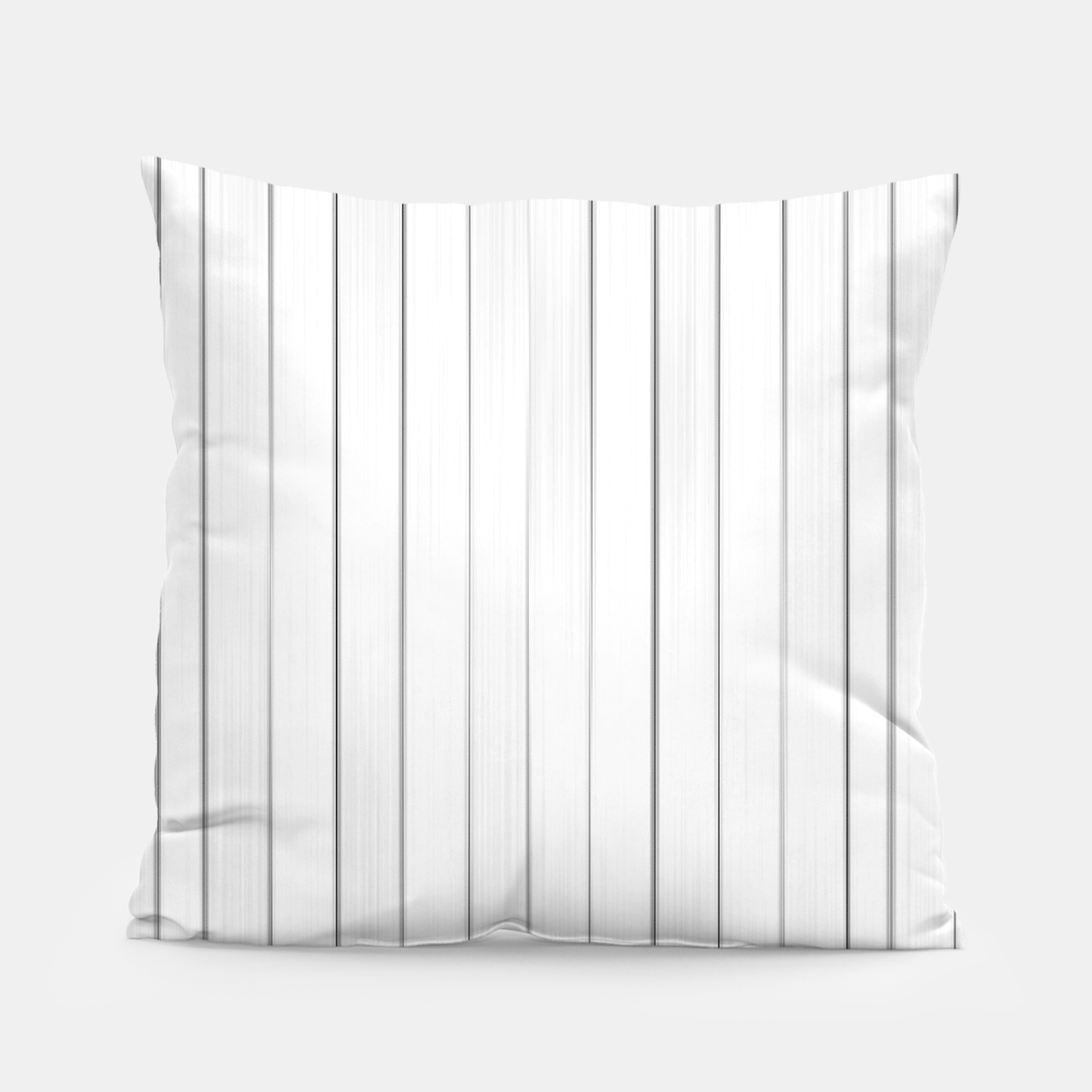 Foto Bright Linear Abstract Print Pillow - Live Heroes