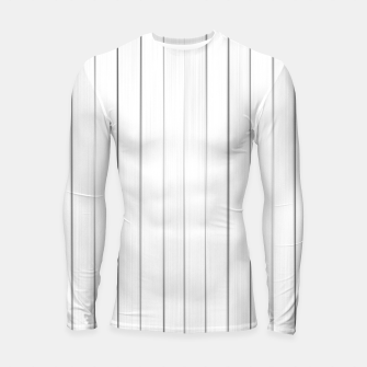 Bright Linear Abstract Print Longsleeve rashguard  Bild der Miniatur