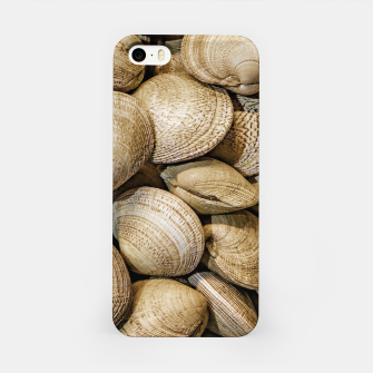 Miniaturka Shellfishs Photo Print Pattern iPhone Case, Live Heroes